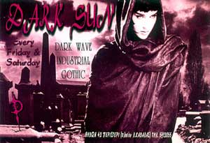 dark sun club, athens