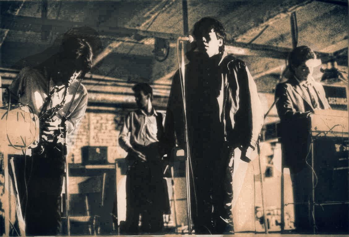 Rock in Loft, Paris 1981