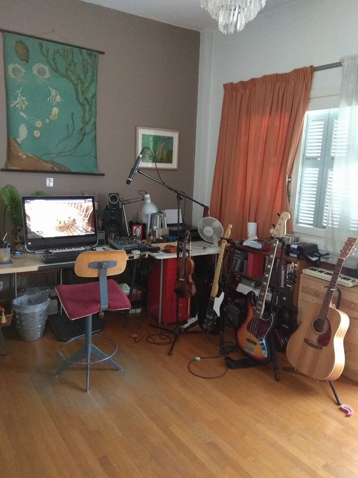 musician lives here